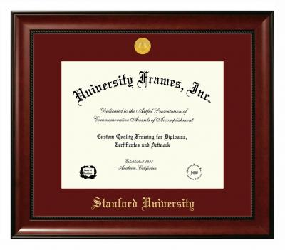 Show Off Your Pride With a Custom Diploma Frames