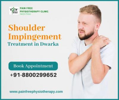Looking for the Shoulder Impingement Treatment