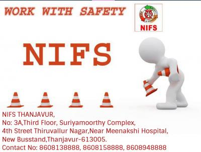 INDUSTRIAL  SAFETY COURSE IN THANJAVUR