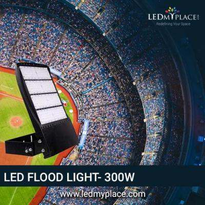 LED FLOOD LIGHTS 300 WATT - LEDMYPLACE