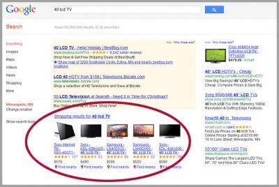 Dallas Google Product Listing Ads| ioVista