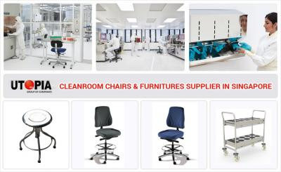 Cleanroom Chairs And Furnitures
