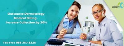 Outsource Dermatology Medical Billing