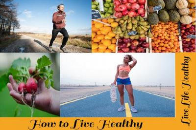 Tips for Healthy Lifestyle and Fitness