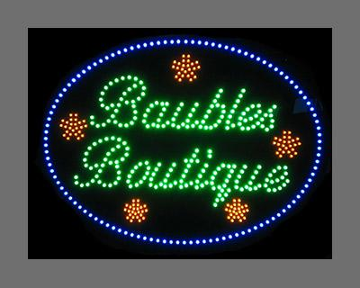 Custom text tool LED sign | Animated sign