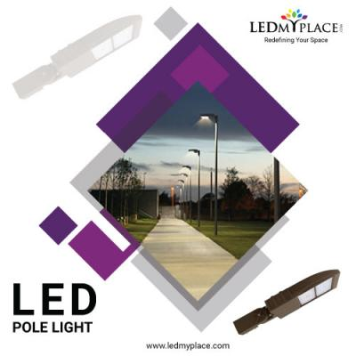 LED Pole Lights:  A Great Option For Energy Saving