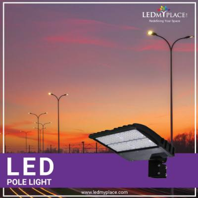LED Pole Light for Street Light and Parking Lot Light