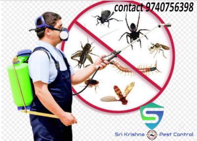 Bed Bug Control Services Indira Nagar-sri krishna