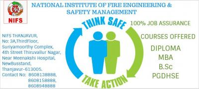 SAFETY COURSES WITH UNIVERSITY CERTIFICATE