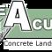 Concrete Landscape Borders